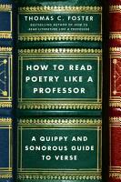 How to Read Poetry Like a Professor PDF