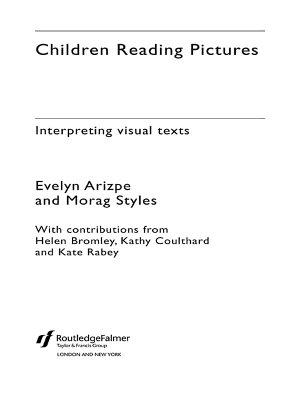 Children Reading Pictures PDF
