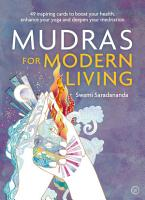 Mudras for Modern Life PDF