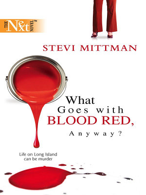What Goes with Blood Red  Anyway  PDF