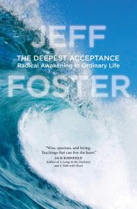 The Deepest Acceptance Book