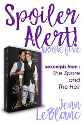 Spoiler Alert!: The Spare and The Heir