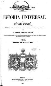 Historia universal: Volumen 4