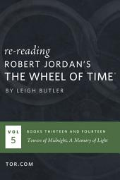 Wheel of Time Reread: Books 13-14: Books 13-14