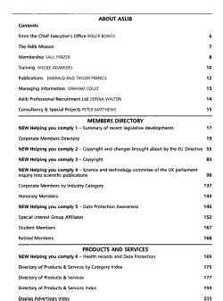 The Aslib Year Book and Directory of Members PDF