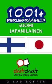 1001+ perusfraaseja suomi - japanilainen