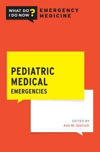 Pediatric Medical Emergencies PDF