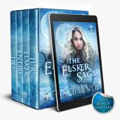 The Elsker Saga Box Set (Books 1-3 + Novella)