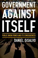 Government Against Itself PDF