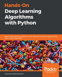 Hands On Deep Learning Algorithms with Python PDF