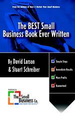 The BEST Small Business Book Ever Written