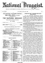 The National Druggist