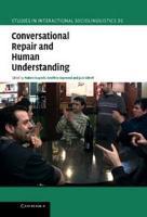 Conversational Repair and Human Understanding PDF