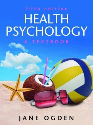 Health Psychology  A Textbook PDF
