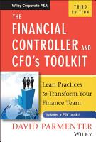The Financial Controller and CFO s Toolkit PDF