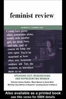 Feminist Review PDF