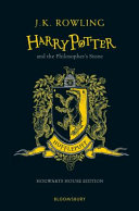 Harry Potter and the Philosopher s Stone   Hufflepuff Edition