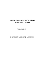Notes on Life and Letters (Paperbound)