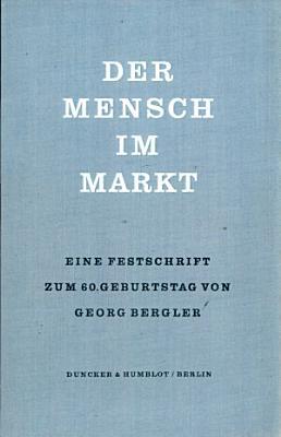 Mensch Und Markt