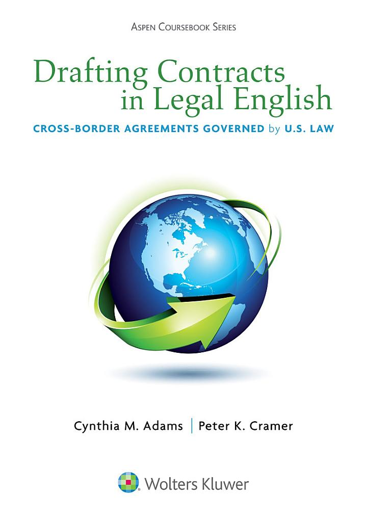 Drafting Contracts in Legal English
