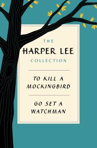 Harper Lee Collection Book