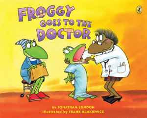 Froggy Goes to the Doctor PDF