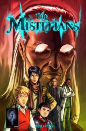 The Misterians #1: (Spanish)