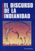 Discurso de la Indianidad  El PDF