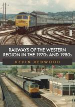 Railways of the Western Region in the 1970s and 1980s