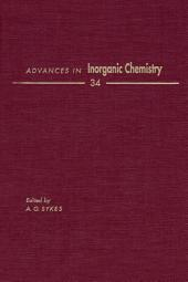 Advances in Inorganic Chemistry: Volume 34