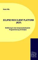 Eclipse Rich Client Platform PDF