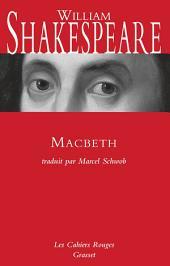 Macbeth: traduit par Marcel Schwob - inédit dans la collection