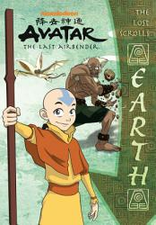 The Lost Scrolls Earth Avatar The Last Airbender  Book PDF