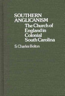 Southern Anglicanism