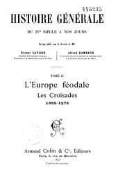 Histoire générale du IVe siècle à nos jours: Volume3