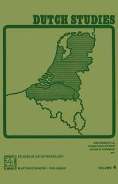 Dutch Studies: Volume 4 Studies in Dutch Phonology