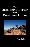 The Jerilderie Letter and the Cameron Letter
