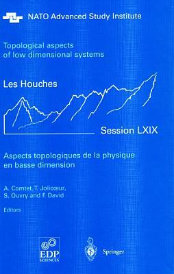 Aspects topologiques de la physique en basse dimension  Topological aspects of low dimensional systems