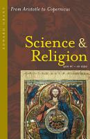 Science and Religion  400 B C  to A D  1550 PDF