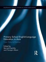 Primary School English language Education in Asia PDF