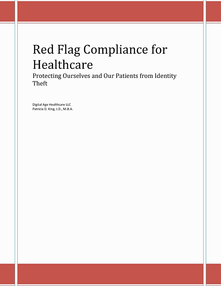 Red Flag Compliance for Healthcare