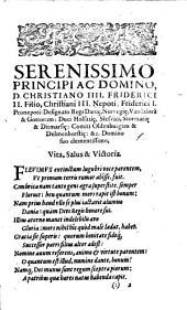 Operum poeticorum ...: in qua sunt comoedia pars scenica 6
