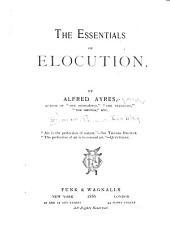 The Essentials of Elocution