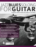 Jazz Blues Soloing for Guitar PDF