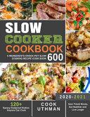 Slow Cooker Cookbook 600