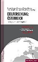 Exilforschung    sterreich PDF