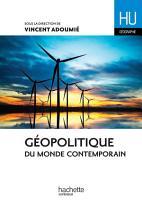 G  opolitique du monde contemporain PDF