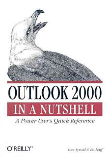 Outlook 2000 in a Nutshell Book