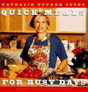 Nathalie Dupree Cooks Quick Meals for Busy Days
