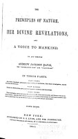 The Principles of Nature  Her Divine Revelations PDF